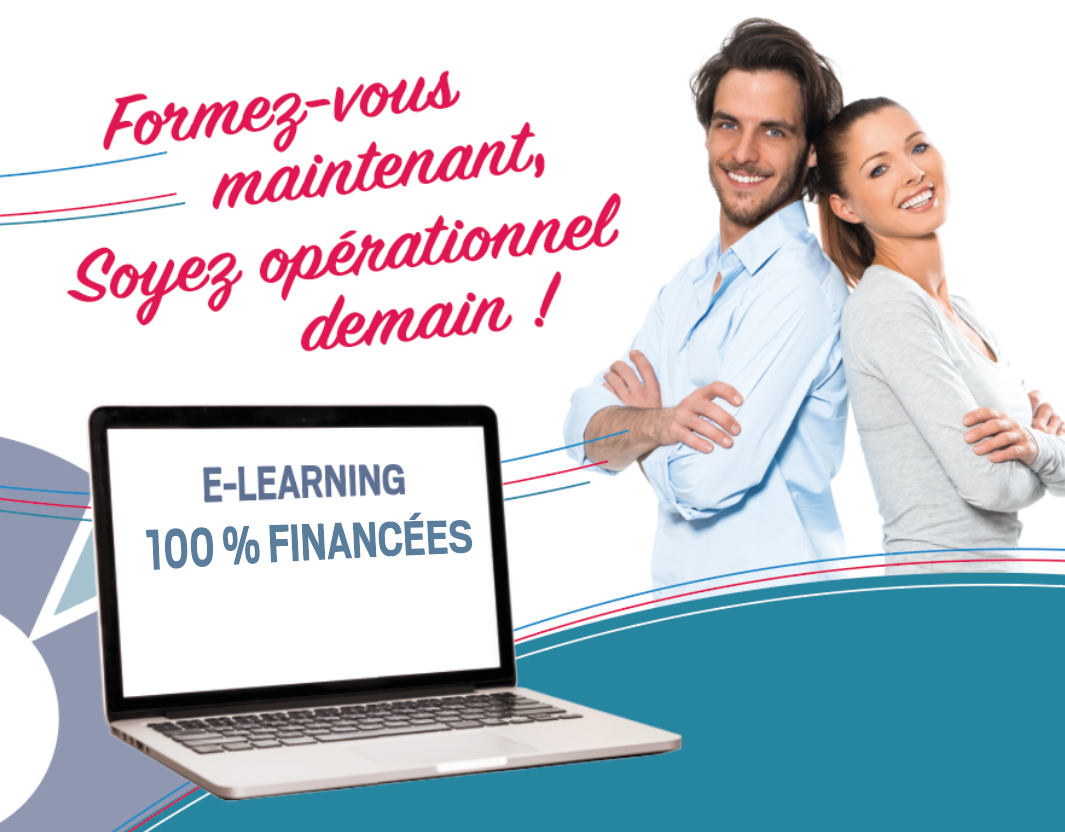 NEW : FORMATIONS A DISTANCE 100% FINANCEES