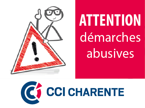 Démarches abusives : attention